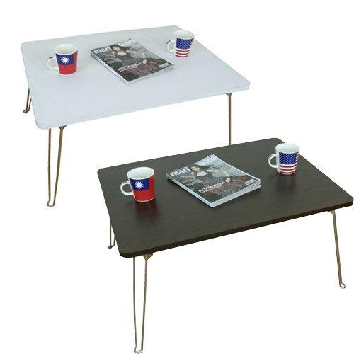 輕便戶內外折疊桌(一入組)(書桌.電腦桌.點心桌.辦公桌.工作桌子.休閒桌.洽談桌.便宜)P065-TB6080W-1