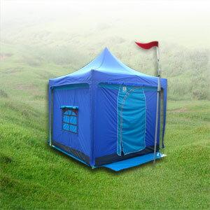 [豪華型]五星級RV六人營帳.露營用品.戶外用品.登山用品.蒙古包.帳篷.帳棚 0