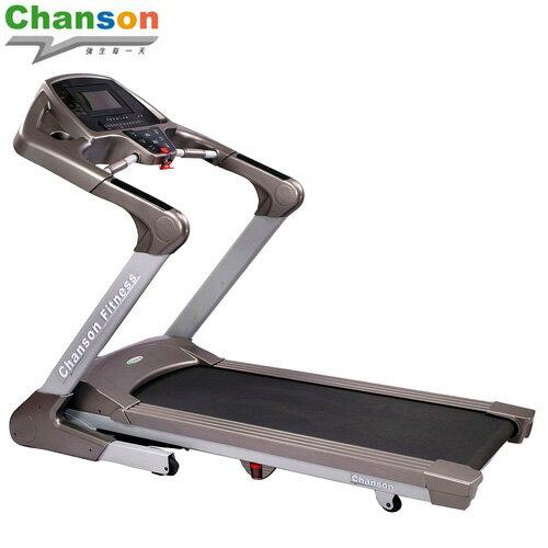 【Chanson 強生】9吋LCD影音電動跑步機P019-CS-9930.跑步機.電跑.健走.健身.運動.推薦