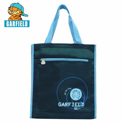 【Garfield 加菲貓】 多功能防水才藝提袋.背包.包包(特價品)P043-GAR1333