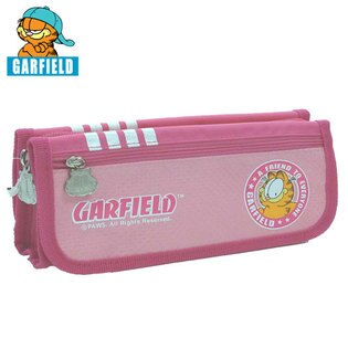 【Garfield 加菲貓】流行筆盒.背包.包包P043-GAR1381
