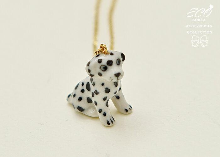 貓咪項鍊,兔子項鍊,狗狗項鍊,動物項鍊,項鍊,短項鍊,韓國項鍊