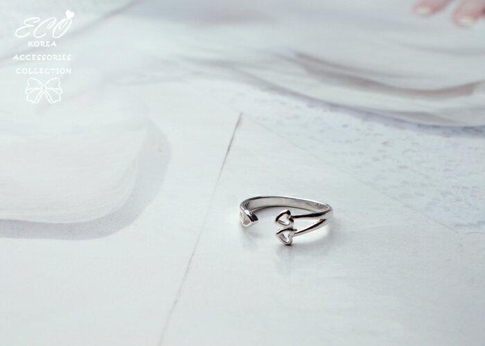 愛心,925純銀,純銀戒指,925純銀戒指,純銀飾品,戒指