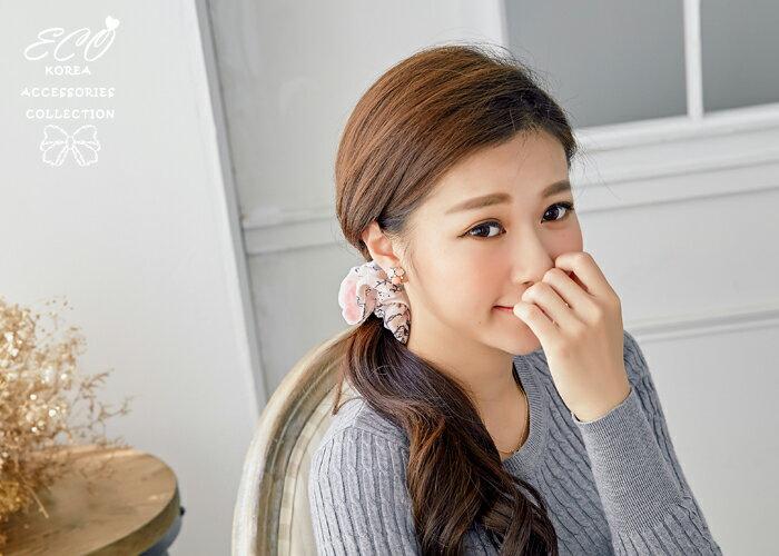 天然石,晶透,鑽,蛋白石,夾式耳環,無耳洞耳環,韓製,韓國,耳環