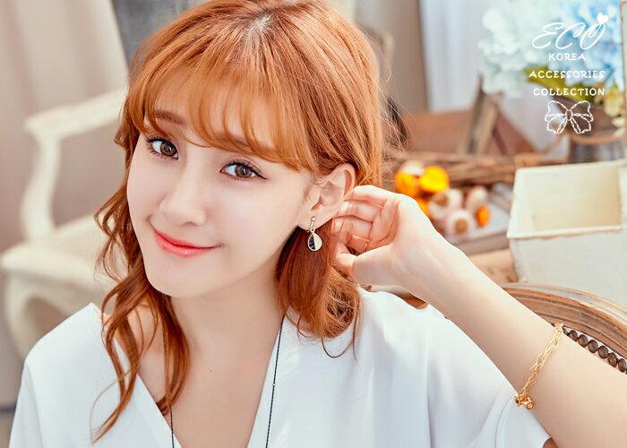 蕾絲夾式耳環,無耳洞耳環,螺旋夾耳環