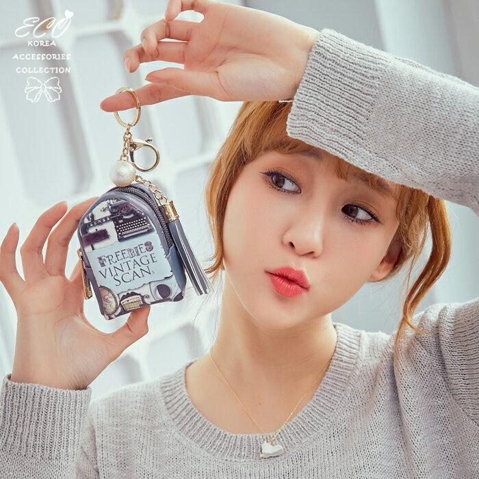 旅行,背包,吊飾,復古,韓製,韓國,耳環