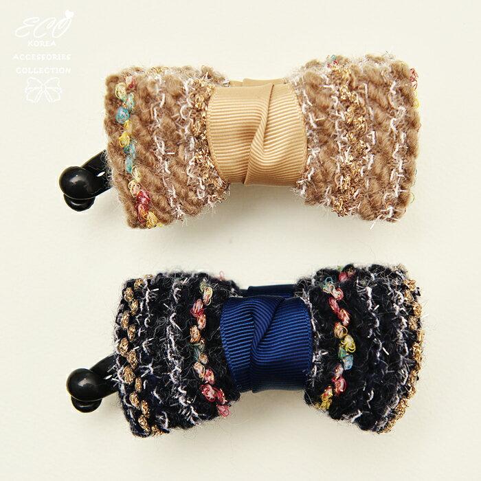 蝴蝶結,金蔥,毛呢,香蕉夾,韓國髮飾,韓國髮圈,韓國飾品,髮圈