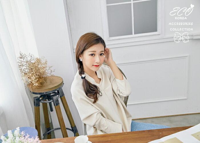 花朵髮束,髮束,韓國髮飾,韓國髮圈,韓國飾品,髮圈