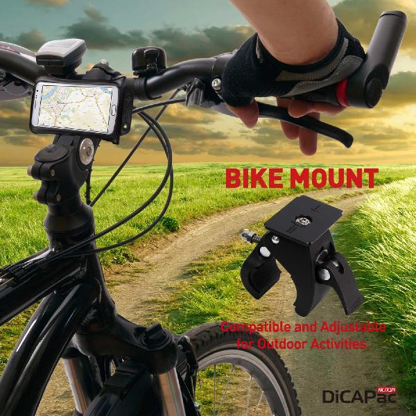 DiCAPac DP-1B 手機自行車固定座