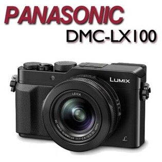 【現金優惠價★】PANASONIC DMC-LX100【平行輸入】
