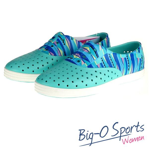 NATIVE JERICHO PRINT 修身鞋 休閒鞋  輕便鞋  女 004018219   Big-O Sports
