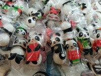 小熊維尼周邊商品推薦有樂町  聖誕糖果樂趣 熊貓娃娃 果維軟糖 乳酸菌軟糖 200g100元