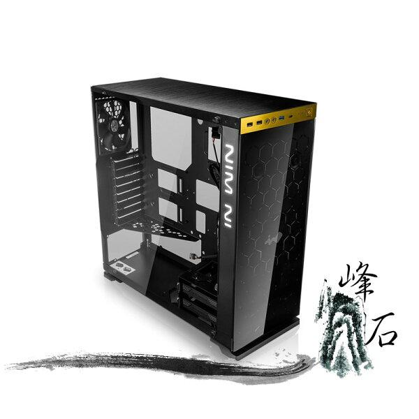 樂天限時優惠! 迎廣 IN WIN 805 豪華版 (USB3.0) 金色 電腦機殼