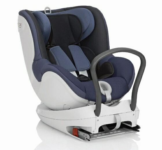 Britax - Romer DUALFIX 旗艦型360度雙向ISOFIX 0-4歲汽車安全座椅(汽座) -皇家藍 0