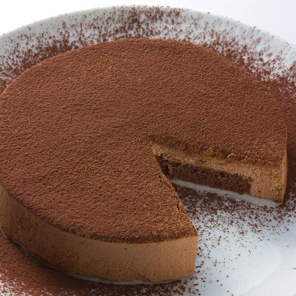 日燒~6吋黑森林提拉彌月蛋糕~♡