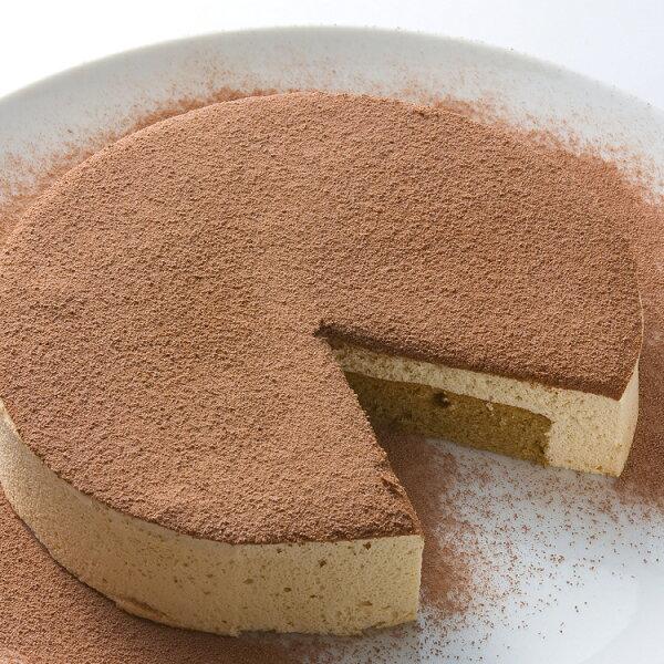 日燒~6吋提拉米蘇彌月蛋糕~♡