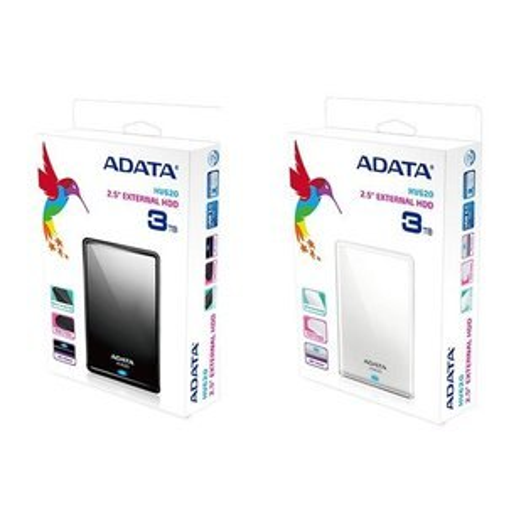 *╯新風尚潮流╭* 威剛 3T 3TB HV620 外接式行動硬碟 華麗外放 專業內藏 AHV620-3TU3