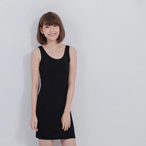Zoe A字長版背心 / 多色