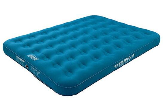 【鄉野情戶外專業】 Coleman  美國   DURAREST 氣墊床/充氣睡墊 露營床墊/CM-21934M000 【QUEEN】