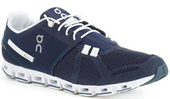ON 瑞士雲端科技跑鞋/慢跑鞋/路跑/馬拉松/野跑鞋 輕量雲 Cloud 094010男款 深藍