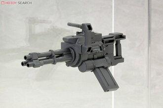 ◆時光殺手玩具館◆ 組裝模型 壽屋 MSG MW29 重武裝零件 機關槍套組 ★單筆滿2千免運費★