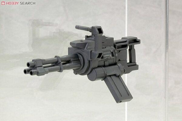 ◆時光殺手玩具館◆ 組裝模型 壽屋 MSG MW29 重武裝零件 機關槍套組 ★單筆滿2千免運費到9月底★