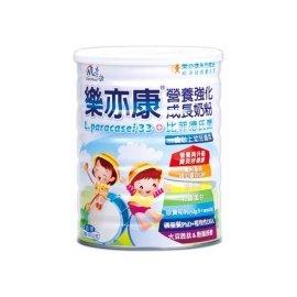 『121婦嬰用品館』樂亦康營養強化成長奶粉900克 3罐組 0