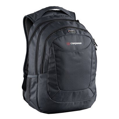 Caribee College 30 Laptop Backpack (black) 0