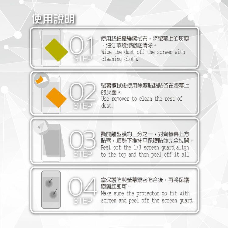 【oweida】康寧抗藍光玻璃 螢幕保護貼0.21mm 8