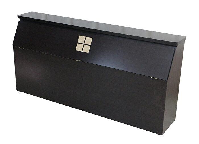 ~尚品 ~K~642~09 胡桃5尺床頭箱^~ 白橡色 被櫥頭 床頭收納櫥櫃 床頭置物箱
