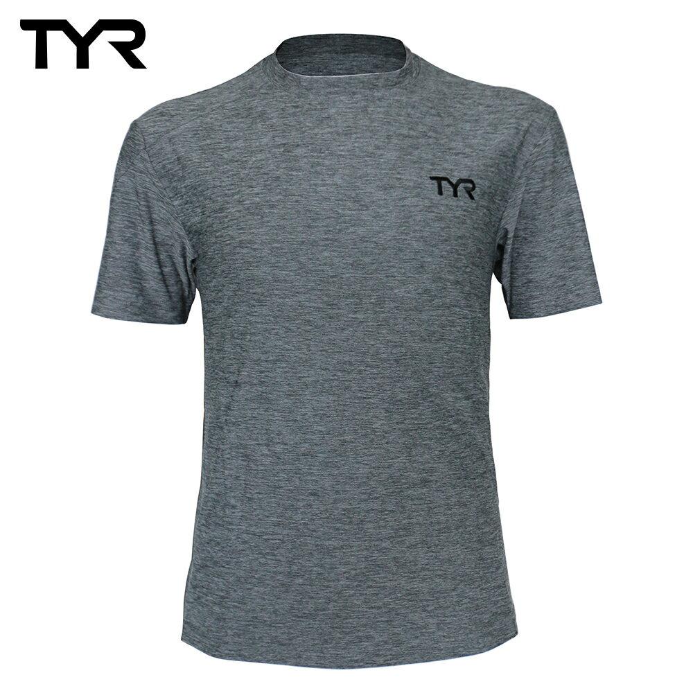 美國TYR 男款舒適休閒短T Herman Round Neck Tee 台灣總代理 0