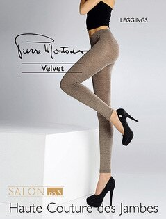 冬日超推薦 皮爾曼都Pierre Mantoux美麗諾羊毛內搭褲 超暖超美麗