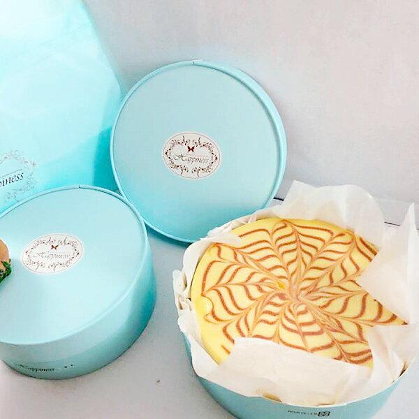 【Bliss Castle】幸福重乳酪 (6吋) 嚴選使用奶油乳酪以及進口動物鮮奶油 0