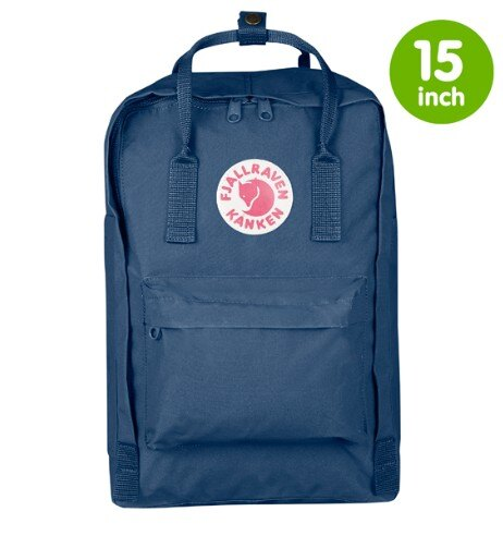 瑞典 FJALLRAVEN KANKEN  laptop 15inch 540 Royal Blue 皇家藍 小狐狸包 1