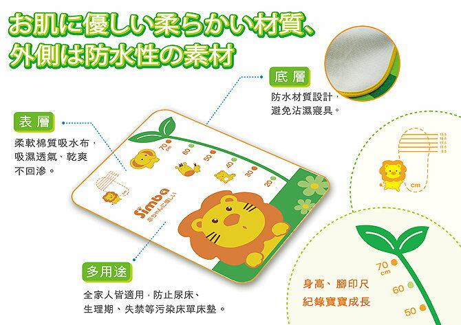 Simba小獅王辛巴 - 嬰兒防水保潔尿墊 1