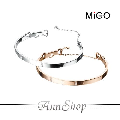 【米格MiGO‧愛戀白鋼手環-女款】【單個】情人禮品 SB704-SB706