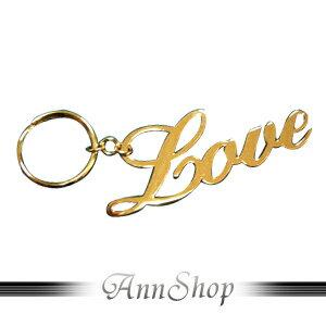 AnnShop【訂做商品•慾望城市中凱利助手的鑰匙圈】客製化銀飾禮品b9-21