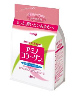 Meiji 明治膠原蛋白粉 替換包 30日份