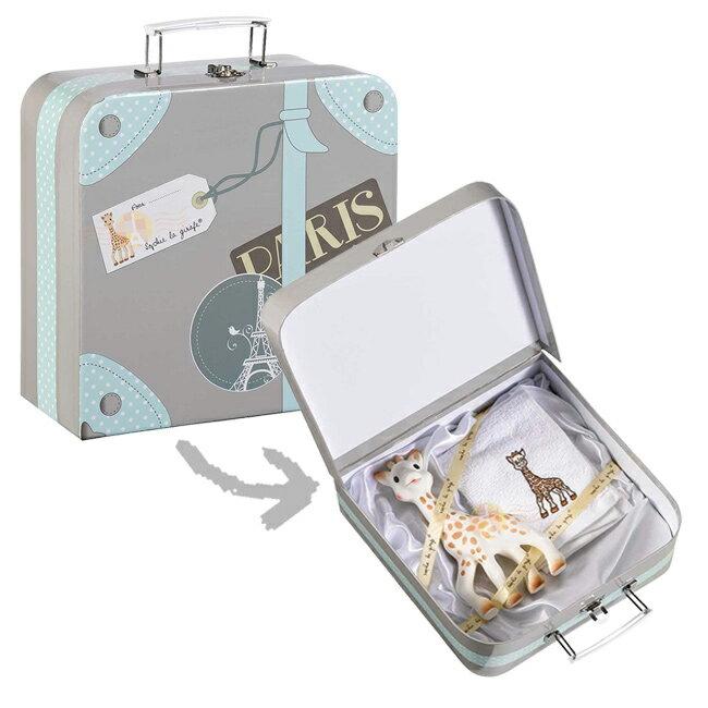 最新包裝 法國Vulli 蘇菲禮盒【巴黎好購】 - 限時優惠好康折扣