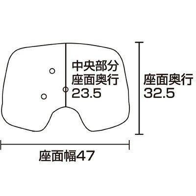 Panasonic 可收折U型洗澡椅●高度6段可調及防滑設計 (橙色) *日本進口*『康森銀髮生活館』無障礙輔具專賣店 2