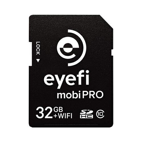 【普羅相機】Eyefi 16GB SDHC Mobi PRO 無線記憶卡 Class10 專業旗艦版