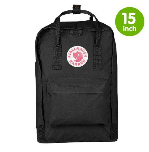 瑞典 FJALLRAVEN KANKEN laptop 15inch 550 Black 黑  小狐狸包 1