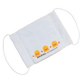 『121婦嬰用品館』黃色小鴨 紗布小口罩 0