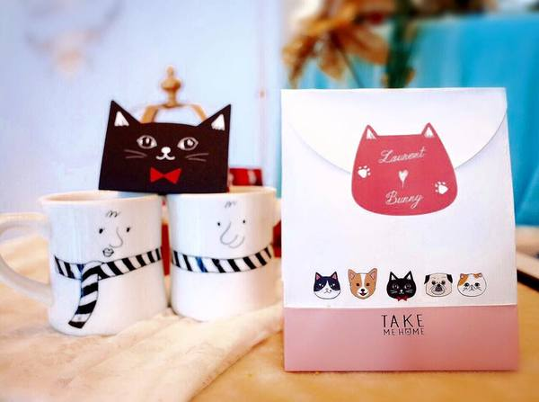 TAKE ME HOME 現磨包裝掛耳咖啡/濾掛式咖啡-婚禮小物訂製