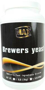MAX 麥斯 啤酒酵母粉 1g 試用 歐盟進口