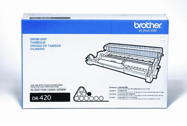 brother DR-420 原廠滾筒