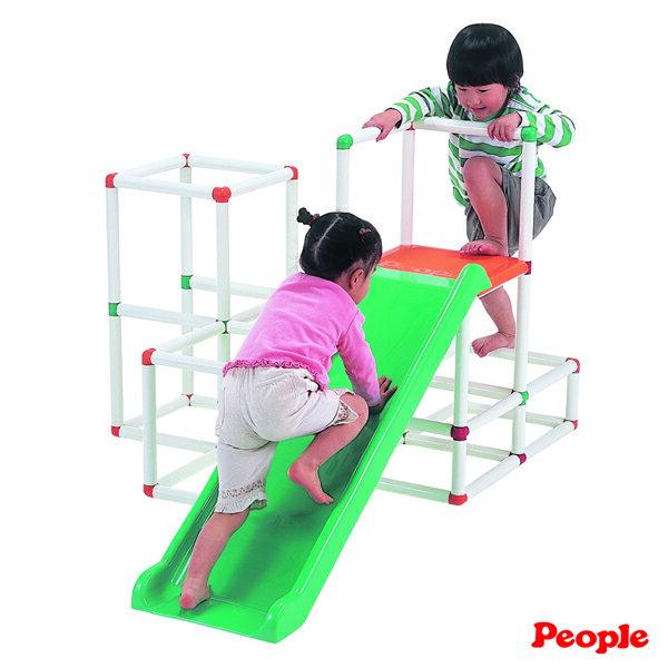 People - 4層攀爬架滑梯組 4