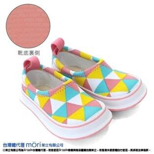 日本熱賣SkippOn幼兒戶外機能鞋-菱格紋