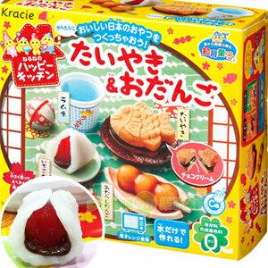 日本Kracie 知育菓子 知育果子 手作鯛魚燒 和風點心DIY [JP363]