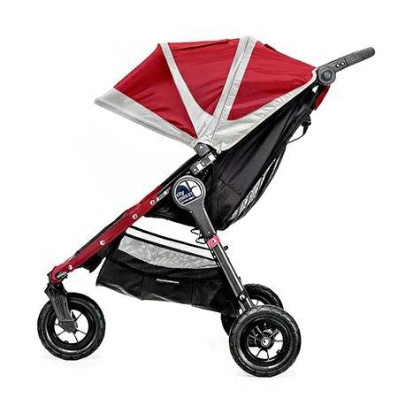 美國【Baby Jogger】City Mini GT 三輪嬰兒手推車 3